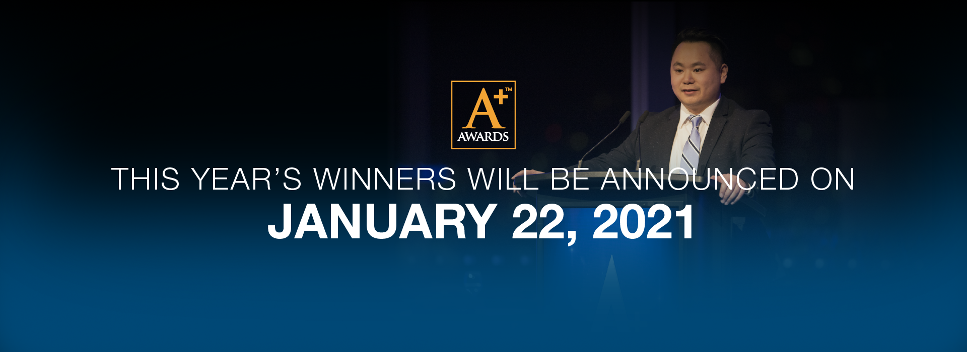 THIS YEAR'S AWARDS WILL BE HELD ON JANUARY 24, 2019